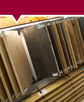 Hardwood flooring from ACH Oxford