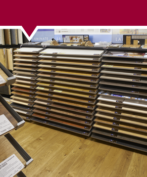 Laminate flooring from ACH Oxford